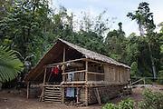 Karen State (between Thailand and Myanmar)