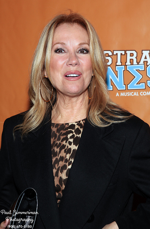 """NEW YORK, NY - DECEMBER 14:  Kathie Lee Gifford attends the """"Lysistrata Jones"""" Broadway opening night arrivals and curtain call at the Walter Kerr Theatre on December 14, 2011 in New York City.  (Photo by Paul Zimmerman/WireImage)"""