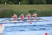 Race: 112  Event: Junior 18 Quad Sculls - Final<br /> <br /> National Schools Regatta 2018<br /> Sunday<br /> <br /> To purchase this photo, or to see pricing information for Prints and Downloads, click the blue 'Add to Cart' button at the top-right of the page. The Metropolitan Regatta 2018 The Metropolitan Regatta 2018