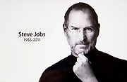 "Steve Jobs, co-founder and former chief executive of US technology giant Apple, has died at the age of 56. Apple said his ""brilliance, passion and energy were the source of countless innovations that enrich and improve all of our lives. The world is immeasurably better because of Steve"". Jobs announced he was suffering from pancreatic cancer in 2004. Jobs also previously served as chief executive of Pixar Animation Studios; he became a member of the board of directors of The Walt Disney Company in 2006, following the acquisition of Pixar by Disney. He was credited in Toy Story (1995) as an executive producer."