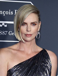 The 24th Annual Critics' Choice Awards at The Barker Hangar in Santa Monica, California on 1/13/19. 13 Jan 2019 Pictured: Charlize Theron. Photo credit: River / MEGA TheMegaAgency.com +1 888 505 6342