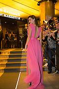 MIRANDA KERR LEAVES MAGNUM BEACH - 68th CANNES FILM FESTIVAL<br /> ©Exclusivepix Media