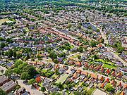 Nederland, Gelderland, Gemeente Lochem, 21–06-2020; nieuwbouwwijken van Lochem, Zuiderenk en Lochem West.<br /> luchtfoto (toeslag op standaard tarieven);<br /> aerial photo (additional fee required)<br /> copyright © 2020 foto/photo Siebe Swart
