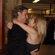 Harpengala 2004, John Ewbank en Vivianne Reys
