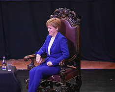 First Minister interviewed at the Fringe, Edinburgh, 15 August 2019