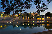 Peace Lake Soka University Aliso Viejo