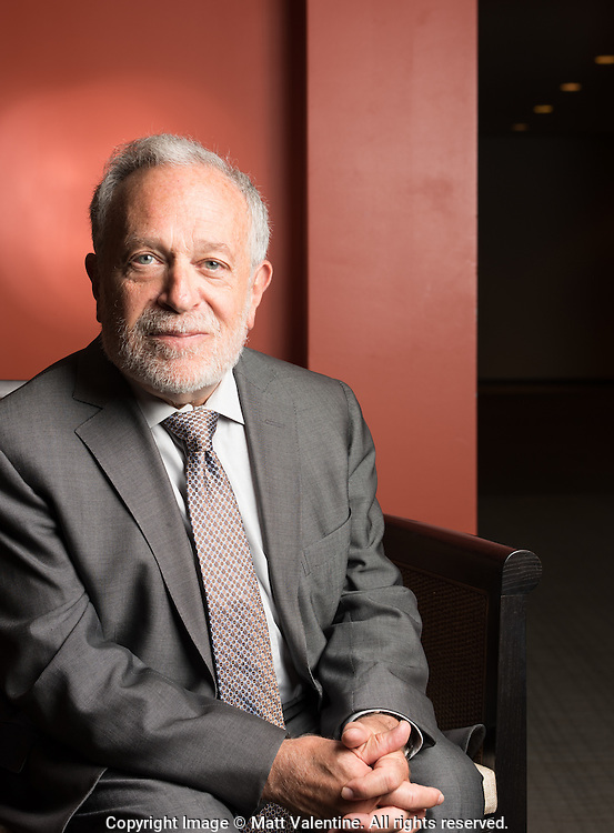 Robert Reich is a political economist. He served as Secretary of Labor in the Clinton Administration, and now teaches at UC Berkeley.