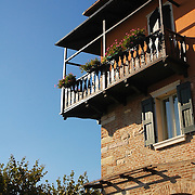 House near Lake Garda