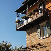 House near Lake Garda