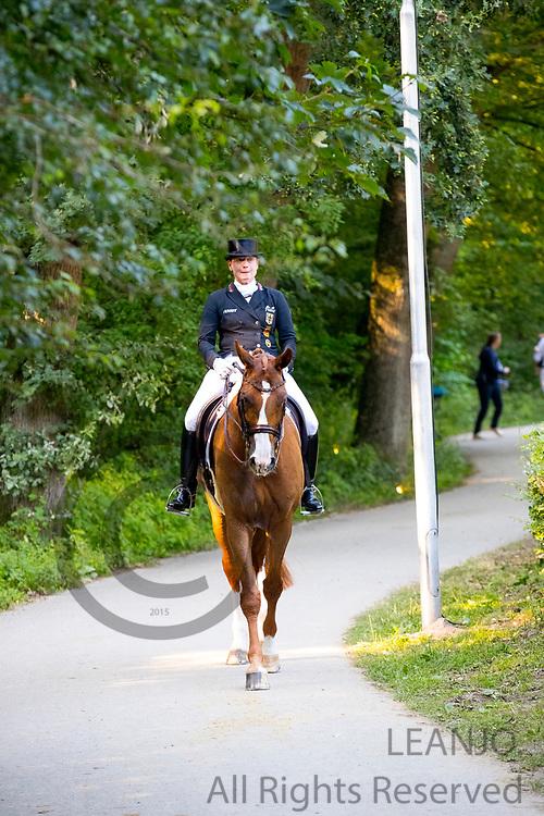 Isabell Werth - Bella Rose<br /> FEI European Championships 2019<br /> © DigiShots