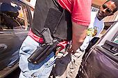 Phoenix Police Major Offenders Unit Sweep