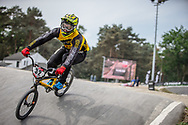 #32 (ROSA Shane) AUS during practice at Round 5 of the 2018 UCI BMX Superscross World Cup in Zolder, Belgium