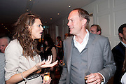 OLIVIA COLE; HARRY BLAIN, The after-party after the premiere of Duncan WardÕs  film ÔBoogie WoogieÕ ( based on the book by Danny Moynihan). Westbury Hotel. Conduit St. London.  13 April 2010 *** Local Caption *** -DO NOT ARCHIVE-© Copyright Photograph by Dafydd Jones. 248 Clapham Rd. London SW9 0PZ. Tel 0207 820 0771. www.dafjones.com.<br /> OLIVIA COLE; HARRY BLAIN, The after-party after the premiere of Duncan Ward's  film 'Boogie Woogie' ( based on the book by Danny Moynihan). Westbury Hotel. Conduit St. London.  13 April 2010