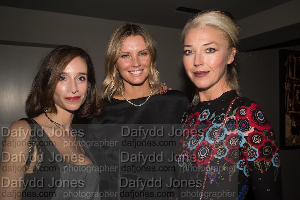 ELISABETH DANA; MALIN JEFFERIES; TAMARA BECKWITH, Don McCullin: Eighty. Hamiltons, Carlos Place, London. 24 September 2015.
