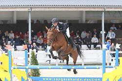 Dekens Frederik, BEL, Air Love Bull's Eye Z<br /> 4 years old Horses<br /> BK Young Horses Gesves 2021<br /> © Hippo Foto - Julien Counet