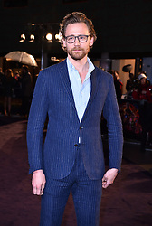 Tom Hiddleston attending the Avengers: Infinity War UK Fan Event held at Television Studios in White City, London.