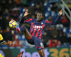 December 4, 2017 - Crotone, Calabria, Italy - NWANKO SIMY of FC Crotone  during the Serie A match between FC Crotone and Udinese Calcio at Stadio Comunale Ezio Scida on December 4, 2017 in Crotone, Italy. (Credit Image: © Gabriele Maricchiolo/NurPhoto via ZUMA Press)