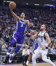 Mavericks v Kings - 03 February 2018