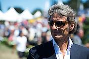 August 2014: Pebble Beach Concours. Lamborghini CEO Stephan Winkelmann