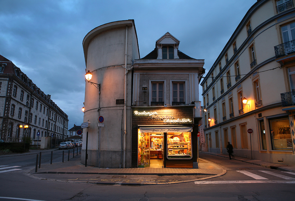 Boulanger, Troyes, France
