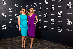 Sanja Modric and Janja Bozic Marolt at Sports Awards & Brands ceremony during Sports marketing and sponsorship conference Sporto 2018, on November 22, 2017 in Hotel Slovenija, Congress centre, Portoroz / Portorose, Slovenia. Photo by Vid Ponikvar / Sportida
