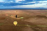 Hot-air balloon flight in Marrakech