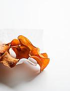 Chip on Parchment Paper