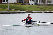 Crew: 485  SUA-AITCHISON  Stratford-upon-Avon Boat Club  Op J15 1x<br /> <br /> Abingdon Spring Head 2019<br /> <br /> To purchase this photo, or to see pricing information for Prints and Downloads, click the blue 'Add to Cart' button at the top-right of the page.