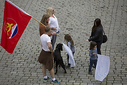May 1, 2019 - Oslo, Norway - International Workers' Day in Oslo saw thousands of people participating in the day marching through the streets of Oslo. Olso, Norway, 1 May 2019  (Credit Image: © Noe Falk Nielsen/NurPhoto via ZUMA Press)