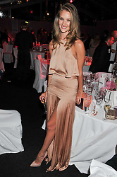 ROSIE HUNTINGTON-WHITELY at the Glamour Women of The Year Awards 2011 held in Berkeley Square, London W1 on 7th June 2011.