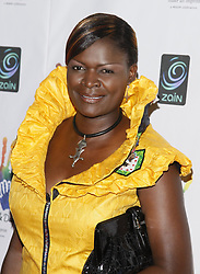 Musician Yvonne Chaka Chaka attends the Mandela Day: A 46664 Celebration Concert at Radio City Music Hall in New York City.