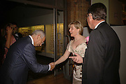 Henri Zimand and  HRH The Countess of Wessex, The Blush Ball, Natural History Museum, London<br />Breast Cancer Haven trust charity evening for the construction of a third Haven in North England. ONE TIME USE ONLY - DO NOT ARCHIVE  © Copyright Photograph by Dafydd Jones 66 Stockwell Park Rd. London SW9 0DA Tel 020 7733 0108 www.dafjones.com