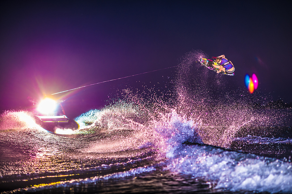 Amber Wiing shot for Liquidforce Wakeboards in Clermont, Florida.