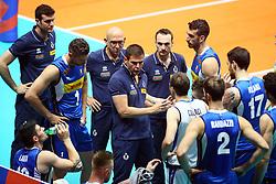 GIANLORENZO BLENGINI (ITALY'S COACH)<br /> ITALIA - USA<br /> VOLLEYBALL NATIONS LEAGUE 2018<br /> MODENA 24-06-2018<br /> FOTO GALBIATI - RUBIN