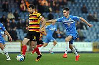 Max Cartwright. Stockport County FC 2-0 Bradford Park Avenue. Buildbase FA Trophy. 26.11.16