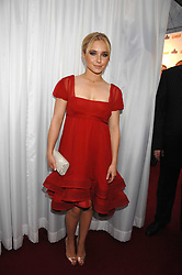 Actress HAYDEN PANETTIERE at the 2008 Glamour Women of the Year Awards 2008 held in the Berkeley Square Gardens, London on 3rd June 2008.<br /><br />NON EXCLUSIVE - WORLD RIGHTS