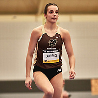 Madisson Lawrence, Manitoba, 2019 U SPORTS Track and Field Championships on Thu Mar 07 at James Daly Fieldhouse. Credit: Arthur Ward/Arthur Images