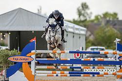 Anthonissen Bart, BEL, Mr Blue C<br /> Groenten Jumping - Sint Kathelijne Waver 2020<br /> © Hippo Foto - Dirk Caremans<br /> 21/07/2020