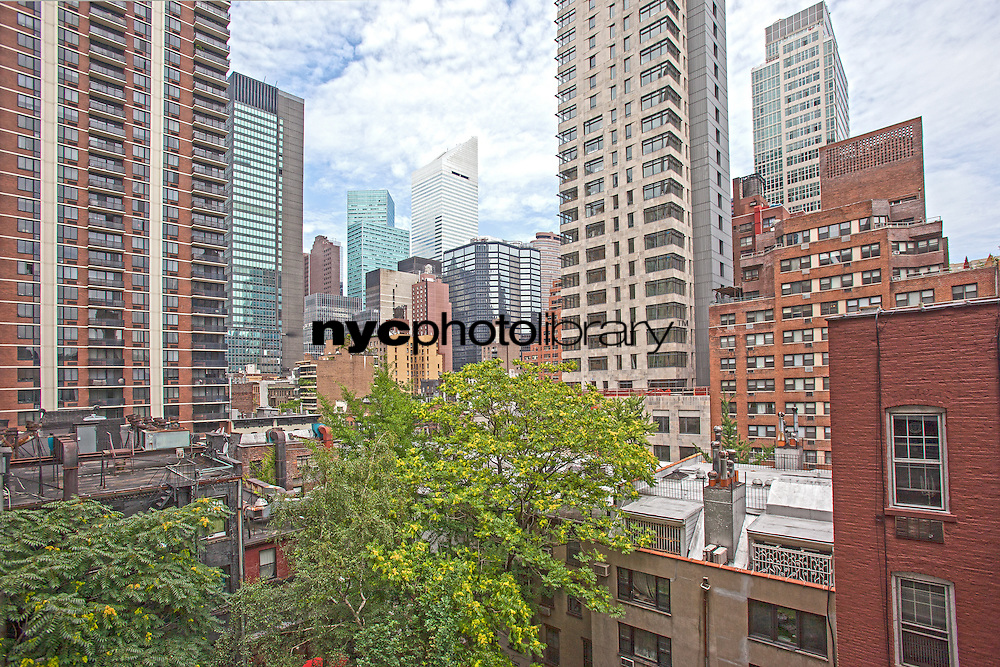 View from 309 East 49th Street