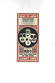 Entertainment-KISS Phantom of the Park-May 19, 1978