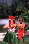 Hula Dancers<br />