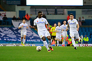 Leeds United's Hadi Sacko (24) during the EFL Sky Bet Championship match between Leeds United and Burton Albion at Elland Road, Leeds, England on 29 October 2016. Photo by Richard Holmes.