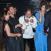 NLD/Leeuwarden/20180908 - Koning Willem Alexander en Beatrix aanwezig bij premiere de Stormruiter, Jelle de Jong