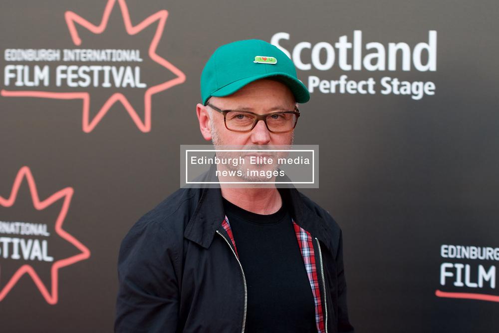 On the red carpet during the Edinburgh International Film Festival Premier of Daphne at Cineworld. Peter Mackie Burns, Friday 23rd June 2017(c) Brian Anderson   Edinburgh Elite media