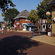 Hoek Middenweg - Kerkstraat Huizen