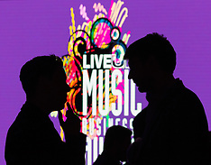 2015-10-16 Live Music Business Awards