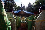 Cerkiew w Krynoczce w Puszczy Białowieskiej
