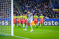 November 6, 2019, Milano, Italy: goal raheem sterling (manchester city)during Tournament round, group C, Atalanta vs Manchester City, Soccer Champions League Men Championship in Milano, Italy, November 06 2019 - LPS/Fabrizio Carabelli (Credit Image: © Fabrizio Carabelli/LPS via ZUMA Wire)