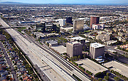 Aerial Photograph of Central Costa Mesa