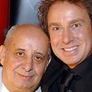 NLD/Utrecht/20060319 - Gala van het Nederlandse lied 2006, Marco Borsato en zijn vader Roberto